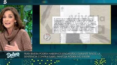 La sentencia que Carmina Ordóñez perdió contra Isabel Pantoja