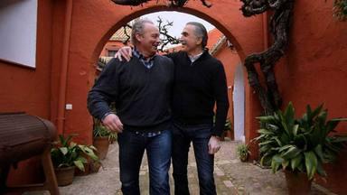 Juan y Medio y Bertín Osborne