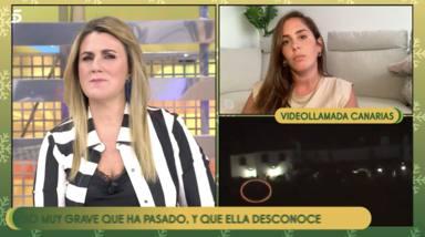 El zasca de Anabel Pantoja a Carlota Corredera tras un comentario sobre su tia