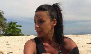 Olga Moreno revela el serio consejo de Antonio David antes de entrar en 'Supervivientes' y que se ha saltado