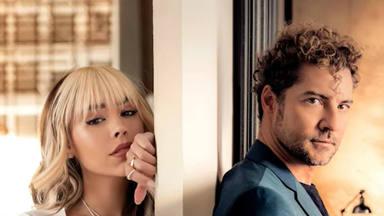 David Bisbal y Danna Paola estrenan 'Vuelve, vuelve' con un romántico videoclip que habla de superación