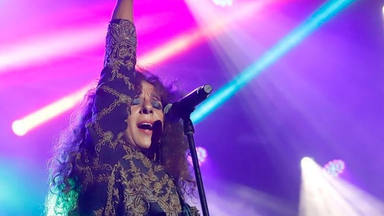 Rosario ha arrancado en Barcelona su gira de directos con su álbum 'Te lo digo todo y no te digo na'