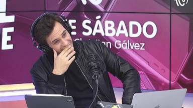 Christian Gálvez abandona Twitter definitivamente