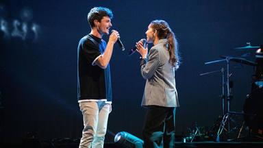 Miki Núñez junto a Sara Roy, nueva colaboración