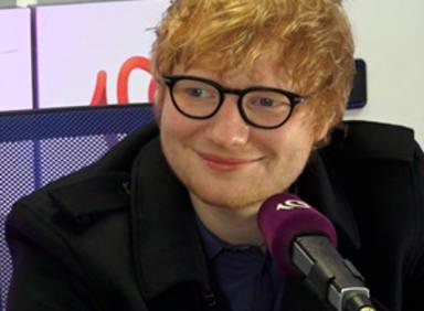 Ed Sheeranen ¡Buenos días, Javi y Mar!