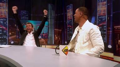 Pablo Motos se ha emocionado cuando Will Smith le ha propuesto una nueva entrevista en Los Ángeles