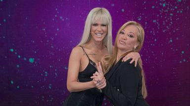Belén Esteban con su amiga Ylenia Padilla