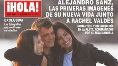 La nueva ilusión de Alejandro Sanz: así es Raquel Valdés, la mujer que ha conquistado el corazón del artista