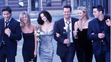 El reparto de 'Friends' felicita a Jennifer Anniston por su cumpleaños