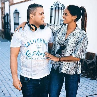 Gloria Camila y José Fernando una dura infancia