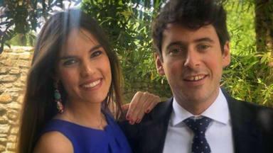Aitana, concursante de 'MasterChef' ha celebrado su boda por videollamada con su familia y amigos