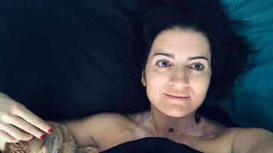 Silvia Abril se despide de su tío, fallecido a consecuencia del coronavirus