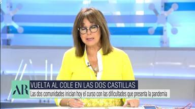 Ana Rosa Quintana vuelta al cole coronavirus