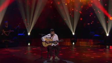 """Alejandro Sanz a Gonzalo tras interpretrar """"Pienso en tu mirá"""" en La Voz: """"Eso que tú haces se llama cantar"""""""