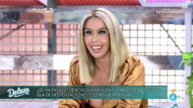 Amanda Rodríguez cambio radical