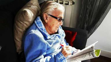 Florentina Martín, de 99 años, supera el coronavirus