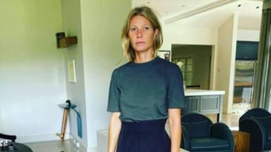 Gwyneth Paltrow muestra su bonita tradición de acción de gracias junto a sus hijos