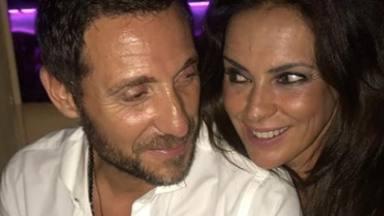 Olga Moreno y Antonio David Flores en una imagen de sus redes sociales