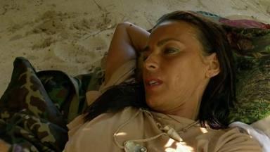 Olga Moreno se pregunta cómo será su relación con Rocío Flores cuando regrese de Honduras
