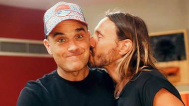 """Robbie Williams y Bob Sinclair en """"Electrico Romantico"""""""