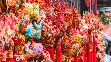 Así celebran el Año Nuevo Lunar en Binondo, el barrio chino más antiguo del mundo