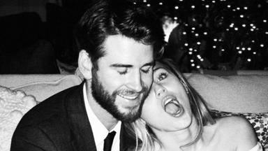 Miley Cyrus y Liam Hemsworth, un ejemplo para quien huya de las bodas convencionales