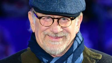 Steven Spielberg en Glasgow