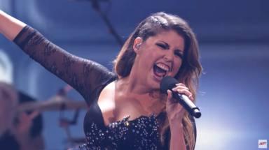 Cristina Ramos canta 'Bohemian rhapsody' en 'America's got talent'