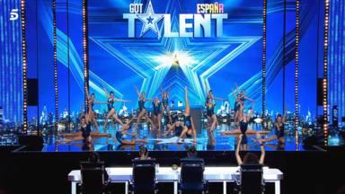 Las niñas de Danza.es en Got Talent