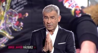 Jorge Javier Vázquez pide perdón en 'GH VIP 7'