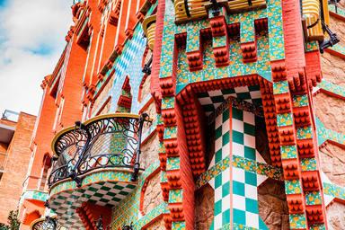 La Casa Vicens Gaudí està d'aniversari