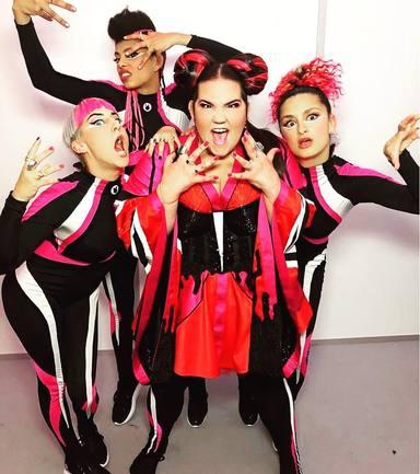 Netta desvela las claves para ganar Eurovisión