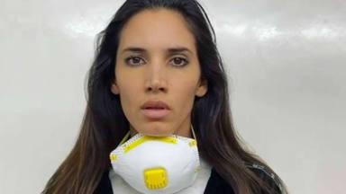 India Martínez, en plena cuarentena