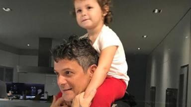 El tierno vídeo con el que Alejandro Sanz felicita a su hija Alma por su cumpleaños