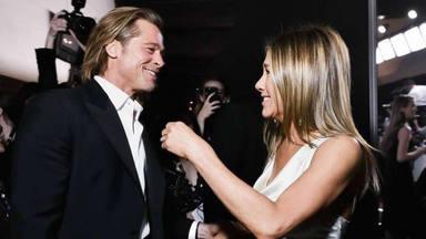 Hace poco vimos a Brad Pitt y Jennifer Aniston juntos, ahora se han vuelto a reunir
