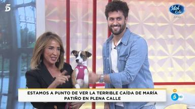 María Patiño y Beige