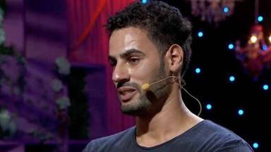 """Asraf Beno llora por sus problemas en """"La casa fuerte"""""""