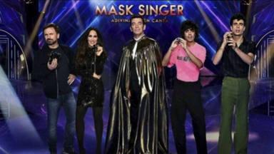 Estas son las grandes revelaciones de la última entrega de 'Mask Singer'