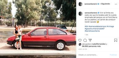 Sara Carbonero y su recuerdo con sus padres