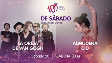 La Oreja de Van Gogh y Almudena Cid: invitados confirmados a la fiesta 'De Sábado con Christian Gálvez'