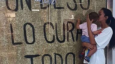 Aurah Ruiz se lleva un gran susto y cuenta el estado de salud de su hijo