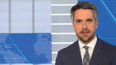 Esta es la razón por la que no aparecerá Carlos Franganillo en el Telediario de TVE