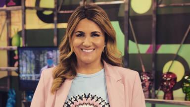 Carlota Corredera revoluciona Instagram con una imagen sin maquillaje