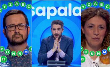 """La seria advertencia de Roberto Leal por la tensión entre dos concursantes de 'Pasapalabra': """"Vamos a jugar"""""""