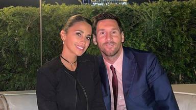 Leo Messi y Antonela Roccuzzo buscan hogar en París