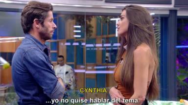 Canales Rivera y Cynthia cada vez más cerca