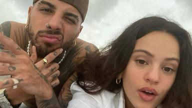 Rosalía y Rauw Alejandro ya no se esconden y confirman su relación sentimental en las redes sociales