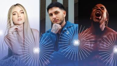 Ana Mena, Omar Montes y Yotuel celebran el Día de la Hispanidad con un espectacular concierto en Madrid