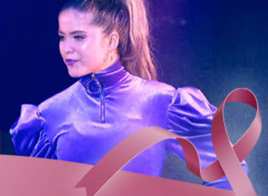 Actuación de Sofía Reyes en CADENA 100 Por Ellas 2018