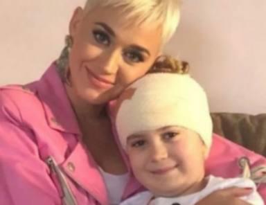 Katy Perry da un concierto privado a una niña
